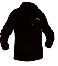 Arctic Shield Womens XSystem Heavyweight Fleece Pullover Black Small