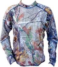 Womens Ultra Long Sleeve Shirt Realtree All Purpose Xsmall