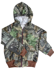 Sweat Jacket Mossy Oak Breakup 0 - 6 Months