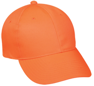 Outdoor Cap Youth Solid Blaze Orange Cap