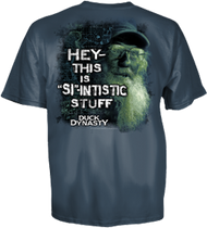 Youth Duck Dynasty S/S T-Shirt Si-Intistic Harbor Blue Xlarge