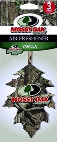 Signature Mossy Oak Vanilla Air Freshener - 3 Pack