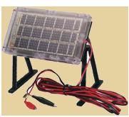 GSM 12V Solar Charger
