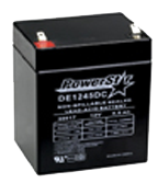GSM Powerstar 12V 7AMP Rechargeable Battery
