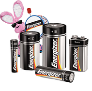 Energizer Max 9 Volt Battery - 2 Pack