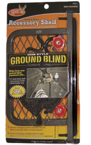HME Ground Blind Accessory Shelf