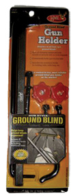 HME Ground Blind Gun Holder