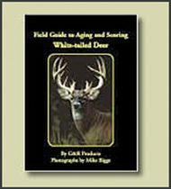 Hot Shot Cajun Guide to Aging & Scoring Whitetail Deer Book
