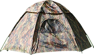 Texsport Camo Hexagon Dome Tent