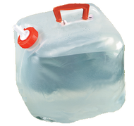 Texsport 5-Gal Collapsible Water Carrier