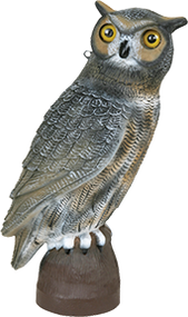 "Flambeau 17"" Owl Decoy"