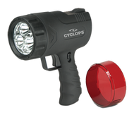 GSM Cyclops Sirus 500 Lumen Hand Held Rechargeable Light
