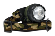 GSM Cyclops Ranger LED Camo Head Lamp