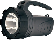 GSM Cyclops 1 Watt LED Rechargeable Spotlight