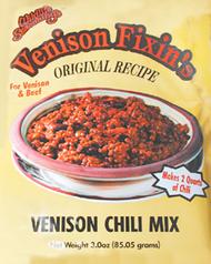 Venison Chili Mix
