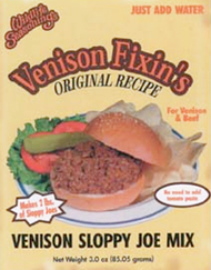 Venison Sloppy Joe Mix