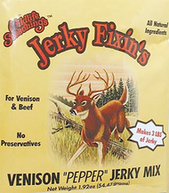 Venison Pepper Jerky Mix