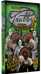 Primos Truth 25 Spring Turkey DVD