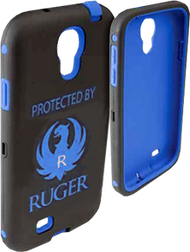 Allen Galaxy 4 Ruger Logo Cell Phone Case