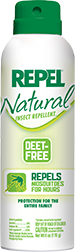 Repel Naturals Insect Repellent 6oz Aerosol