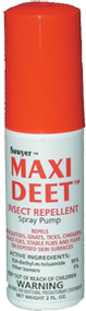Sawyer 100% Deet Repell 2oz