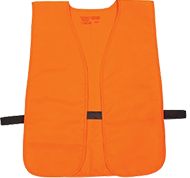 "Allen Orange Youth Vest 26"" - 36"""