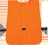 """Allen Orange Adult Vest 38"""" - 48"""""""