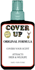 Cover Up Spray Scent Eliminator