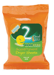 DDW Dryer Sheets - 15 Pieces Scent Eliminator