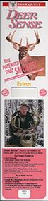 Deer Sense  Estrus Sticks - 6 Pack Scent