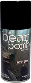 Buck Bomb Bear Anise Oil 5oz Scent