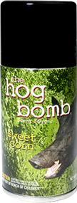 Buck Bomb Hog Sweet Corn Scent