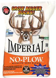 Whitetail Imperial No Plow 25# Seed
