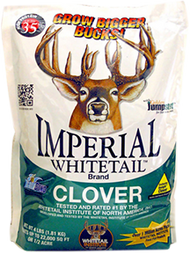 Whitetail Imperial Whitetail Clover 4#