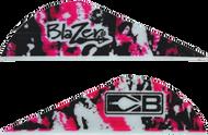 """Bohning Blazer Vanes 2"""" Pink Camo - 100 Pieces"""