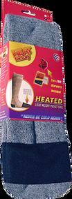 Heat Factory Heavyweight Merino Wool Socks Med/Large 9-11 - 1 Pair
