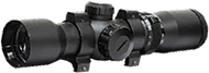 Barnett 1.5-5x32 Adjustable Illuminated Scope