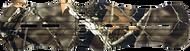 """Neet Pull Adjust Armguard Lost Camo 11 1/2"""" Saddle Cloth"""