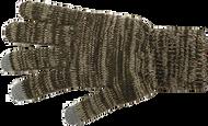 Knit Texting Gloves Adventure Brown - 1 Pair