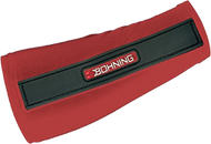 Bohning Slip On Armguard Medium Red