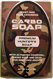Carbomask Bar Soap 4oz Scent Eliminator
