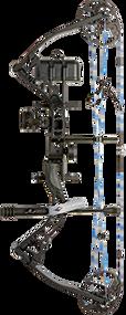 Diamond 2015 Infinite Edge Pro Bow Package Black Left Hand 5-70# Compund Bow