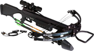 2015 Diamond Stryker Off Spring Black Crossbow w/Package