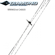 "Diamond Infinite Edge String 56 5/16"" Cable 33 5/32"" - KIT"