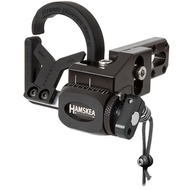 Hamskea Hybrid Hunter Pro Rest Left Hand Black