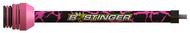 "2016 B-Stinger 8"" Sport Hunter Xtreme Stabilizer Pink"