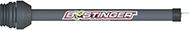 """2016 B-Stinger 8"""" Sport Hunter Xtreme Stabilizer Matte Black"""