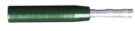 Bloodsport R.O.C. Outserts .239 I.D. Olive Drab - 1 Dozen Inserts