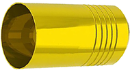 Gold Tip Nock Collar .166 Series Pierce 250 - 1 Dozen Nocks