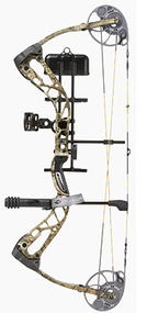 """Diamond 2016 Edge SB-1 Bow Package Breakup Country Camo Left Hand Compound Bow 15-30"""" 7-70#"""